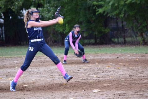 Softball is Having Fewer Batters up