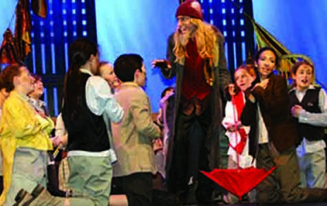 'Oliver!' Wows Bedford Audience