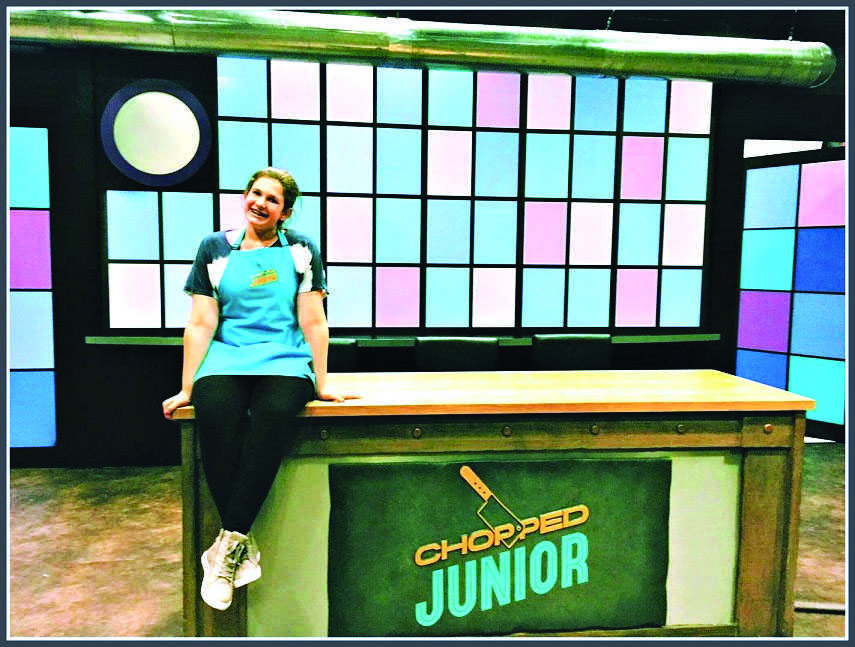 Eighth+grader+was+featured+as+a+junior+chef+on+the+popular+cooking+show+%E2%80%9CChopped+Junior.%E2%80%9D