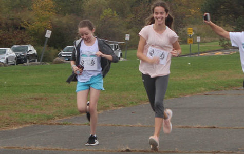 Running Laps for Kids in Need