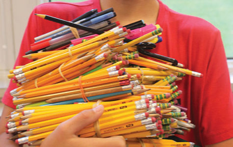 Get the Lead Out: Discarded Pencils and One Writer's Collection of Them