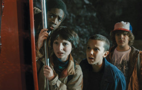 'Stranger Things' Leaps Out of the  Upside Down and into Middle Schoolers' Lives