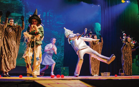 Bedford Acting Group Follows the Yellow Brick Road