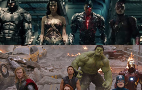 Marvel v. DC: Superheroes Battling for your Attention