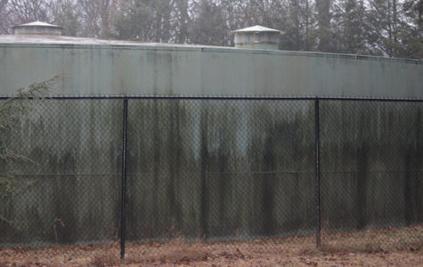 New Water Tank Draws Controversy