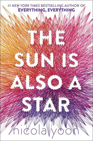 This is author Nicola Yoon's second book.