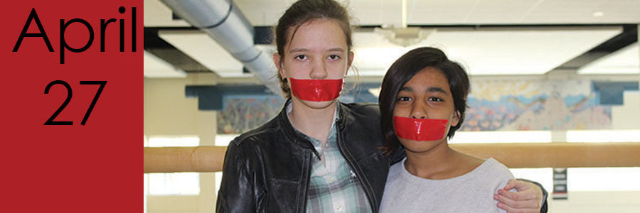 National Day of Silence: Why We Won't Talk