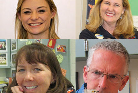 Four Teachers Reveal Their Hidden Interests