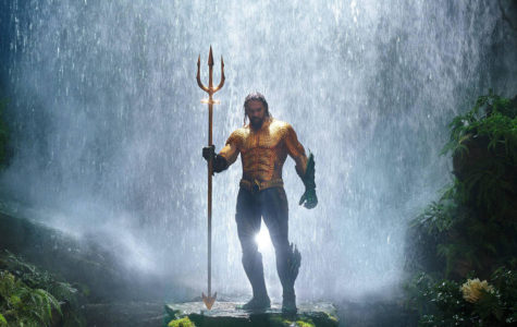 Aquaman Comes Ashore; Get Ready to Dive In