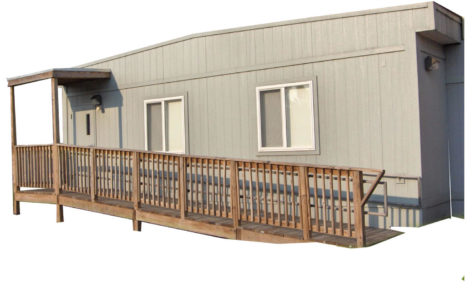 Portable Classrooms To Help Elem. Schools