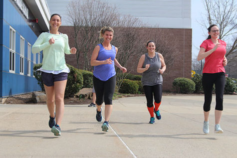 Bedford teachers run after school for fun and for health.  Next year a club is in the plans to get middle schoolers running and enjoying these benefits as well.