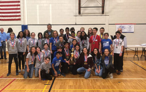 Science Olympiad Wins States