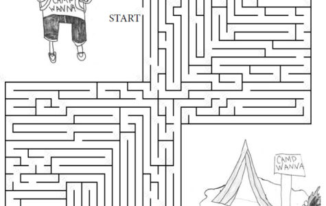 Camp Craze Brings a Camp Maze