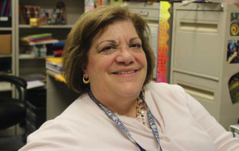 Mrs. Adele Valovich returns to teaching to help Mrs. Anderson