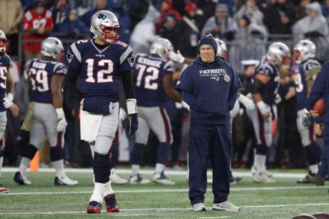 For Patriots, Will They Stay or Will One Go?