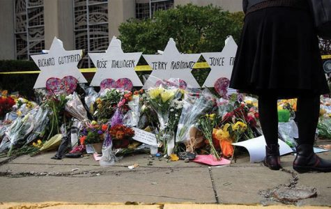 Respect paid to victims of the Pittsburgh synagogue shooting