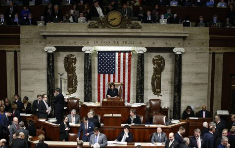 The House of Representative's Wednesday vote now moves the impeachment process onto the Senate for a trial in January.