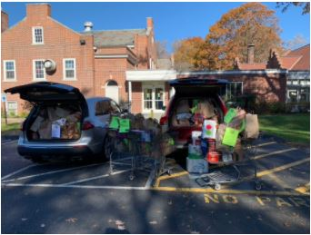 Holiday Giving at BMS: A Joy for All