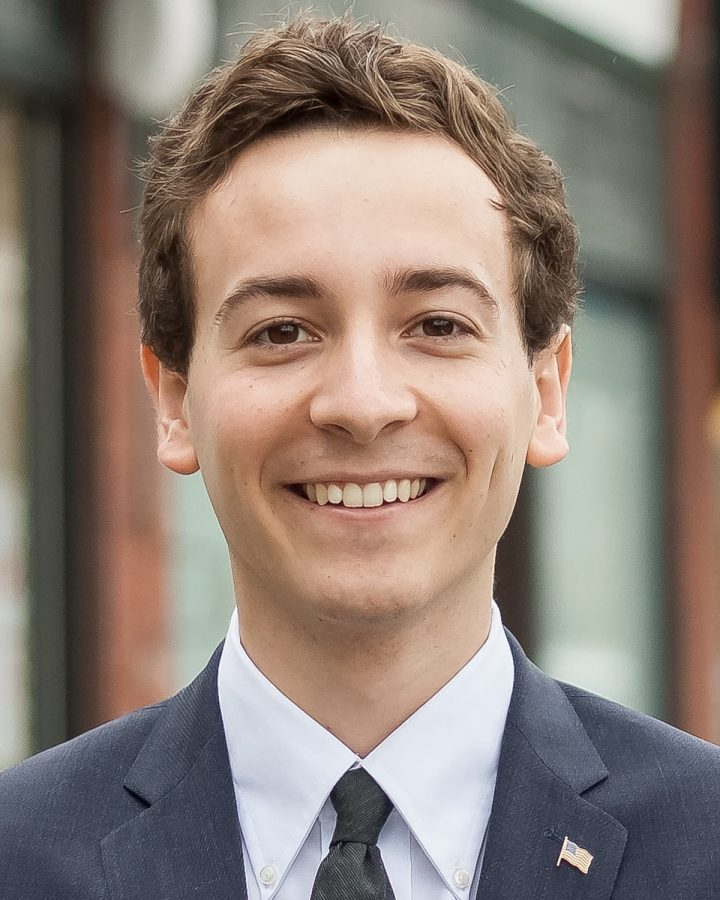 Bedford+alumnus+and+26th+District+State+Senator+Will+Haskell+wants+to+see+more+young+people+involved+in+the+democratic+process.