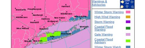 Extreme Snow Storm to Arrive Thursday