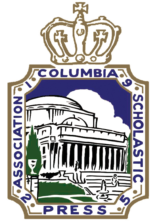 Columbia University's Columbia Scholastic Press Association awarded Ursus a Crown Award for its coverage during the 2019-2020 school year.