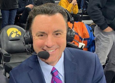 Broadcaster Kevin Kluger