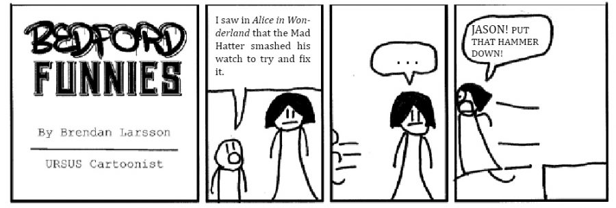 Bedford Funnies
